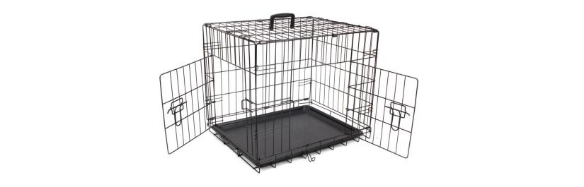 Cage et caisse de transport