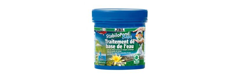 Anti-algues bassin